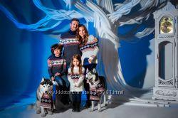 Кардиганы , джемперы, свитера для всей семьи
