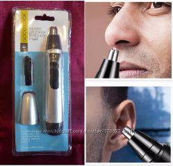 Триммер машинка для стрижки волос в носу и ушах. Отличный подарок мужчине