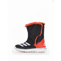 Распродажа. Сапожки для девушки Adidas, демисезон- еврозима