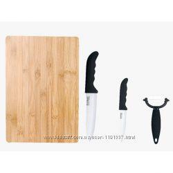 Набор ножей Peterhof керамика 4 предмета РН-22321