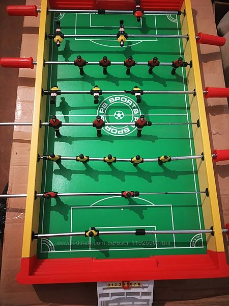 Настольный футбол, Италия