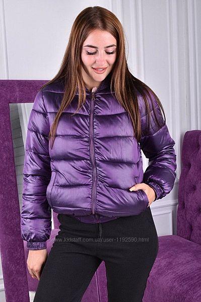 Демисезонные женские куртки, размер S, М
