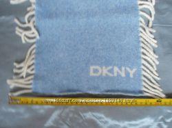 Шарф шерстяной унисекс DKNY -Италия.