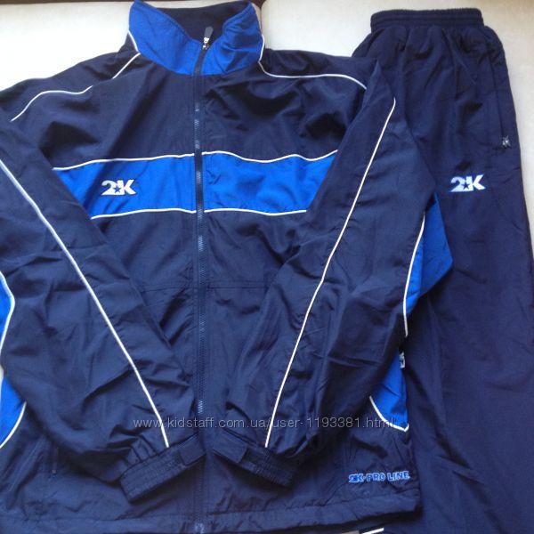 Спортивный костюм синий 2K Pro line XL