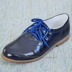 Школьные туфли 11shoes р 31- 39