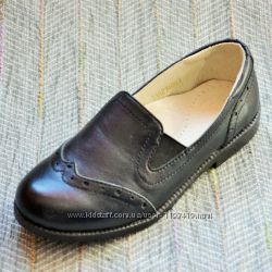 Школьные туфли для мальчиков 11shoes р 31-38
