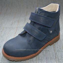 Детские ботинки кожаные ORTHOBE р 29, 30, 31, 32, 33, 34, 35, 36
