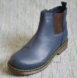 Демисезонные ботинки 11shoes р 31 32 33 34 35 36