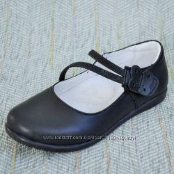 Черные туфли-лодочки Eleven Shoes р. 31-36