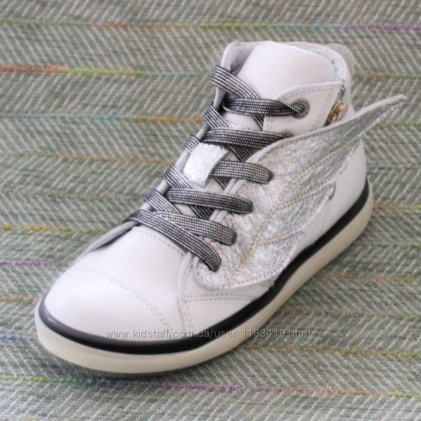 Демисезонные ботинки кеды Украина р 32-39
