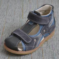 Ортопедические сандалии для мальчиков Orthobe р 26-32