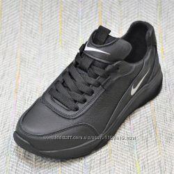 Кожаные кроссовки на мальчика р 36 -40