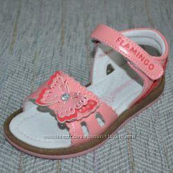Босоножки для девочек Flamingo р 26-32