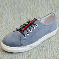 Спортивные туфли, замша Mida р 37-41