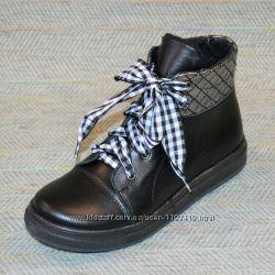 Демисезонные ботинки, Украина р 33-37