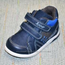 Демисезонные ботиночки на мальчика, р 23-26