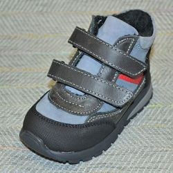Демисезонные ботиночки на мальчика, р 21-30