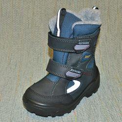 Детские ботинки с мембраной Floare р 35