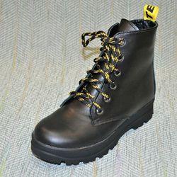 Зимние кожаные ботинки, Украина р 32 ,33,36