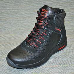 Зимние ботинки для мальчика, Украина р 35 36