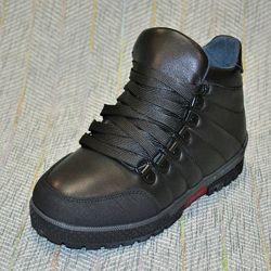 Зимние ботинки для мальчика, Bistfor р 31-36