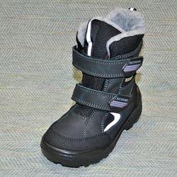 Детские ботинки с мембраной Floare р 28 34 35