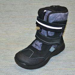 Детские ботинки с мембраной р 27-32