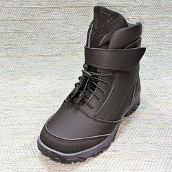 Зимние ботинки на мальчика, Украина р 32-38