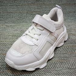 Легкие кроссовки на девочку р 34-21 см