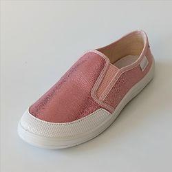 Текстильные туфли на девочку р. 30-36