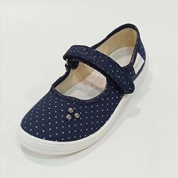 Текстильные туфли на девочку 30-35