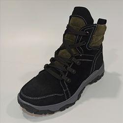 Демисезонные ботинки мальчик, р 32-40