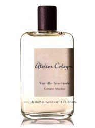 Atelier Cologne Vanille Insensee тестер 100мл