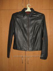 Куртка кожаная Marks & Spencer, оригинал из Германии