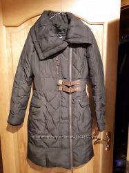 Зимнее пуховое пальто Mango S