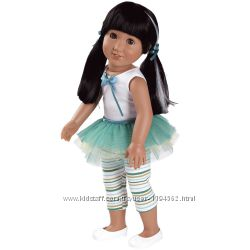 Очаровательная куколка Жасмин от Адора - 18 inch Jasmine Adora Friends Doll