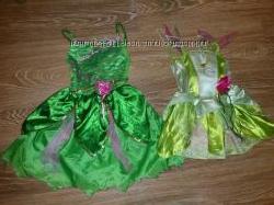 карнавальное, новогоднее платье Динь-динь, Тинкербел