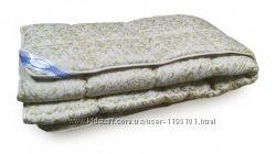 Одеяло тонкое очень тёплое, прессованная шерсть тм Лелека все размеры