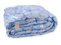 Одеяла из искусственного лебяжьего пуха