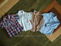 Сорочки для хлопчика