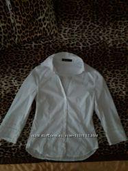блуза лаконичная классика коттон Marc Cain