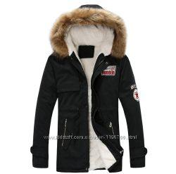 Мужские куртки-парки демисезоневрозима