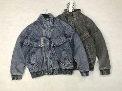 Куртка мужская джинсовая демисезон/еврозима