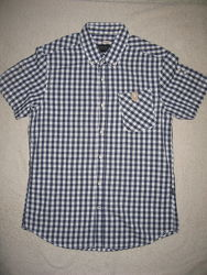 Мужская рубашка Reserved, р. M, slim fit