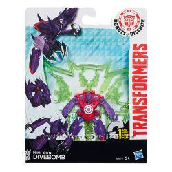 Tрансформер Mini-Con Transformers в ассортимете. Миниконс Robots