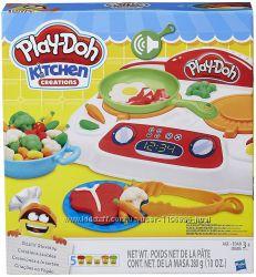 Игровой набор Play Doh Кухонная плита