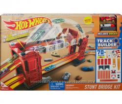 Трек Hot Wheels Track Builder Разводной мост