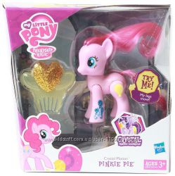 My Little Pony Crystal Prrincess Celebration Pinkie Pie