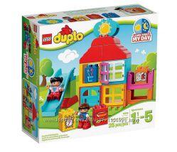 Lego DUPLO Мой первый домик 10616