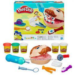 Мистер Зубастик Play Doh Hasbro обновленная версия оригинал